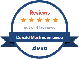 Avvo 5 stars out of 41 reviews